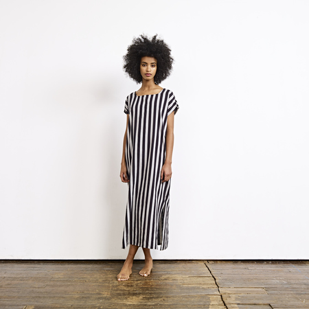 Ace & Jig Nora Dress in Chess
