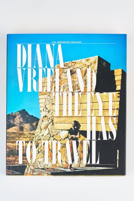 Not Tracked Diana Vreeland: The Eye Has To Travel