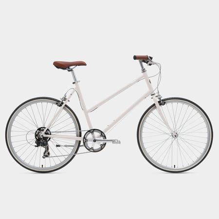 tokyobike Bisou Limited - Matte Off White