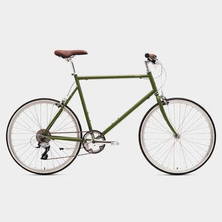 tokyobike Classic Sport 26 Bike - Matte Moss Green