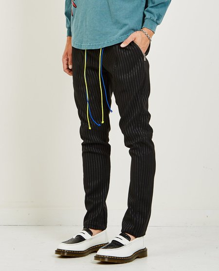 NORWOOD CHAPTERS YANKEE TRACK PANT - BLACK