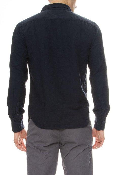 Save Khaki Oatmeal Flannel Workshirt