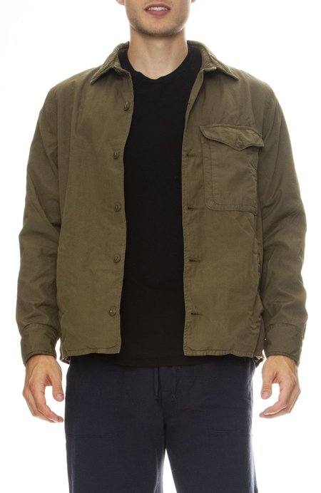 Save Khaki Shirt Jacket