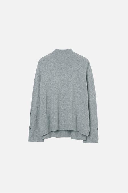 HOPE Rio Sweater - Grey Melange