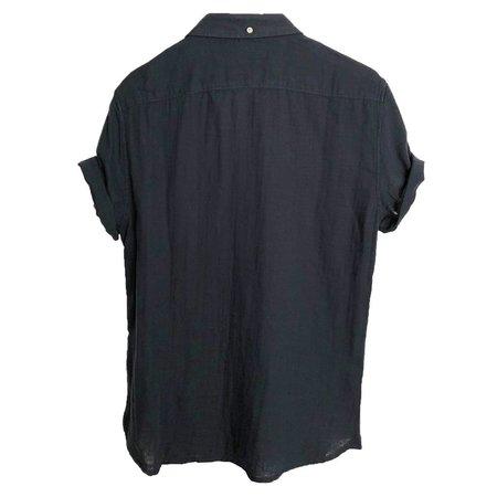 STITCHNOTE Gauze SS Shirt - Navy