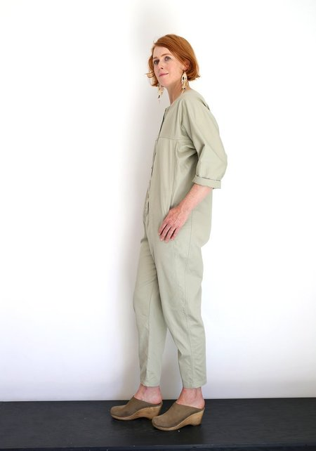 Lindsay Robinson Beryl Jumpsuit - Sage