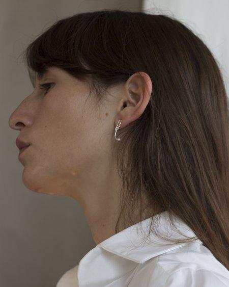 Knobbly Sugar Earring