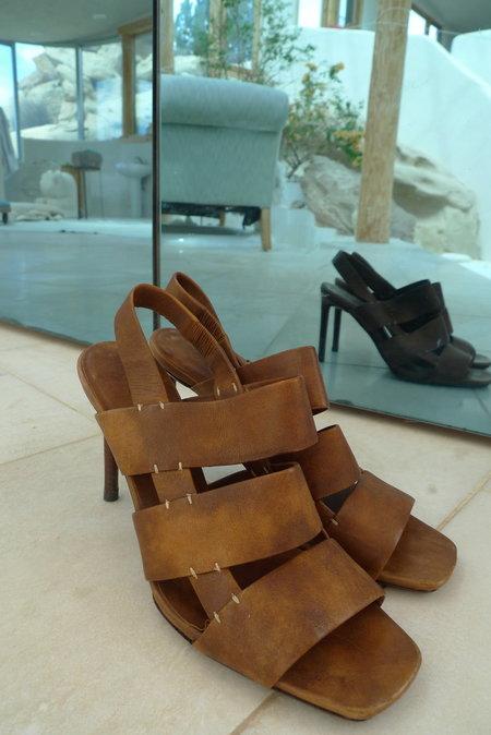 Unforeseen Circumstances Shop. Vintage Celine Strappy Heel