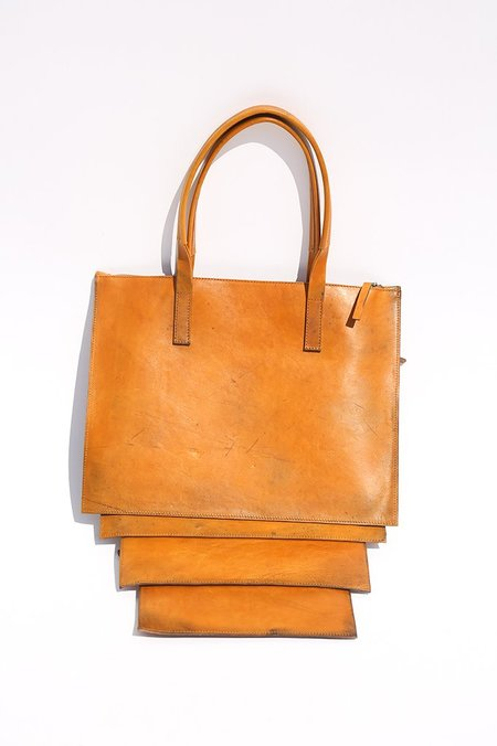 Cherevichkiotvichki Four Tier Bag - Soviet Orange
