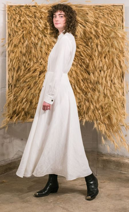 Mara Hoffman Michelle Dress - White