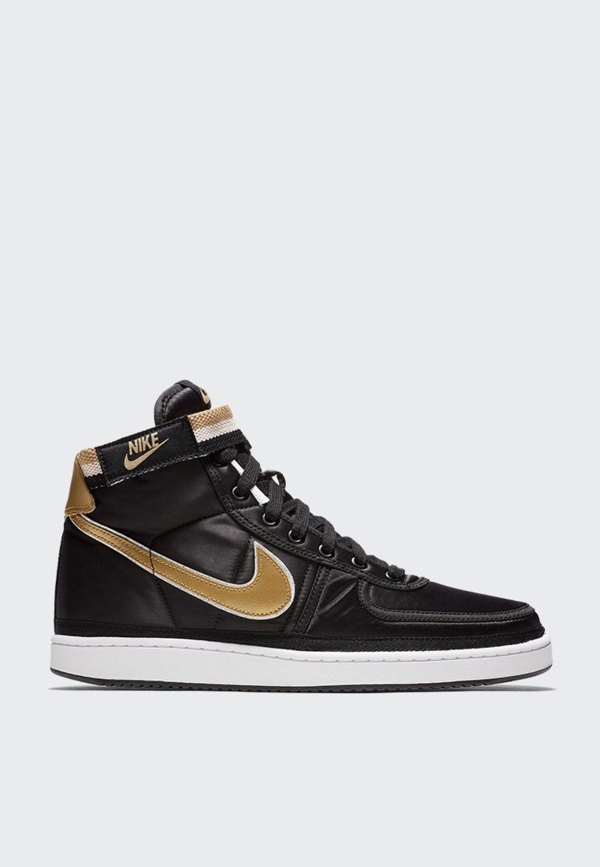 info for 90172 0c526 Unisex Nike Vandal High Supreme QS - BlackGold