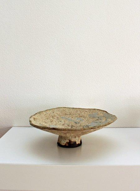 Ayame Ceramics Footed Dish - Sage