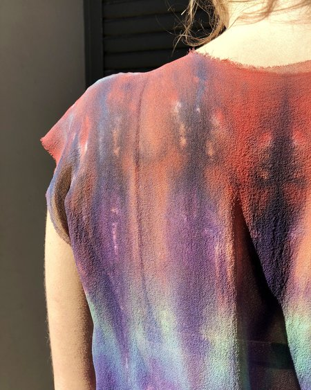 Raquel Allegra Muscle Tee - Rainbow Nation