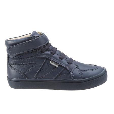 KIDS Old Soles Child Starter Shoes - Denim Blue