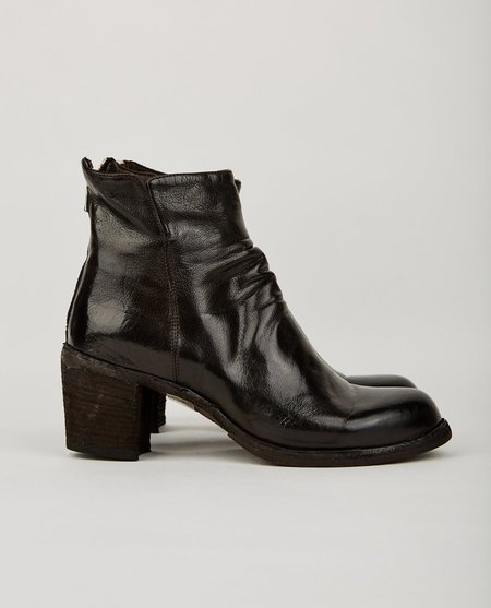 Officine Creative AGNES ZIP BOOT - BLACK