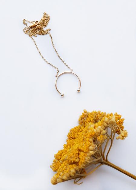 Gabriela Jewelry Con-018 - GOLD FILLED