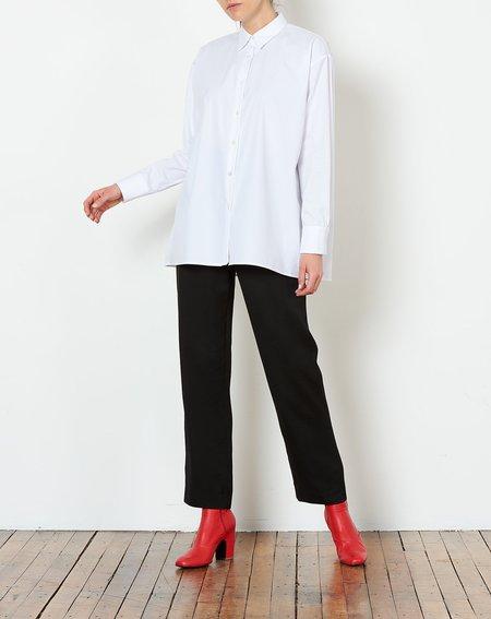 6397 Big Shirt - White