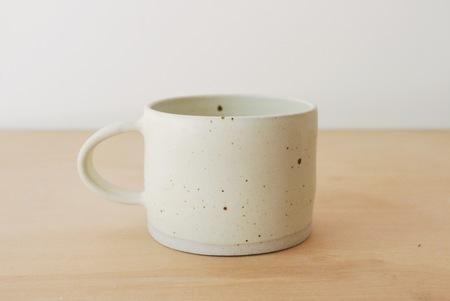 Nedda Atassi Stoneware Mugs Set of 2