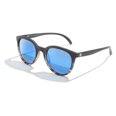 Unisex Sunski Makani Sunglasses - Black/Aqua