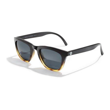 Unisex Sunski Manresa Sunglasses - Black/Tortoise/Slate