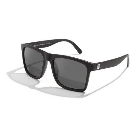Unisex Sunski Taraval Sunglasses - Matte Black