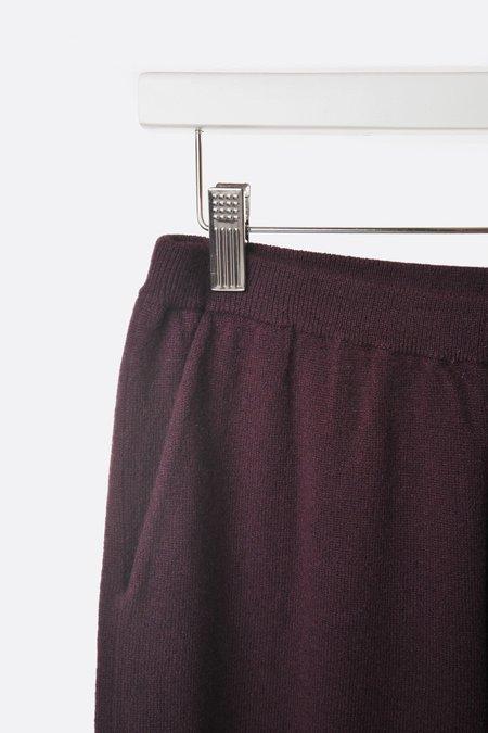 Oyuna Izza Cashmere Trousers