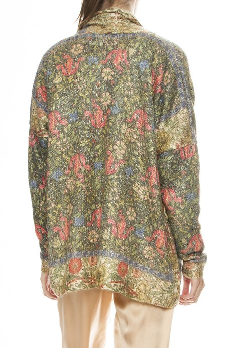 Mes Demoiselles Equatuer Knitted Cardigan