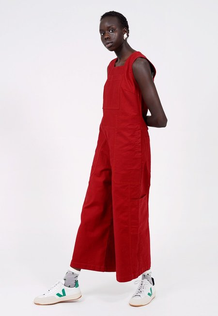 LF Markey Corin Boilersuit - Red