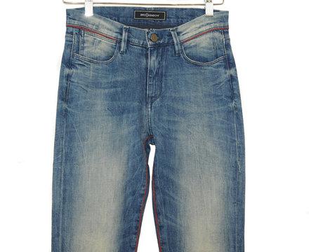 Brockenbow Basic Jean - Blue Macadam