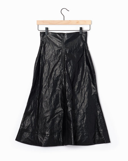 Philosophy di Lorenzo Serafini Pleather Skirt - Black
