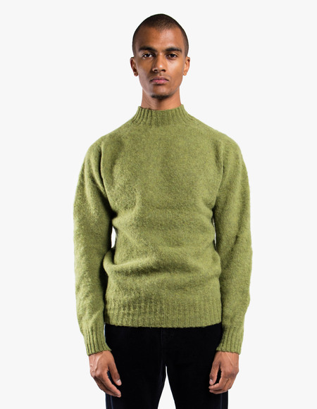 You Must Create Montant Turtle Neck - Green