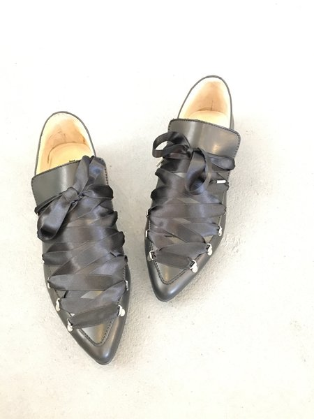 Ivy Lee Pointy Toe Loafer