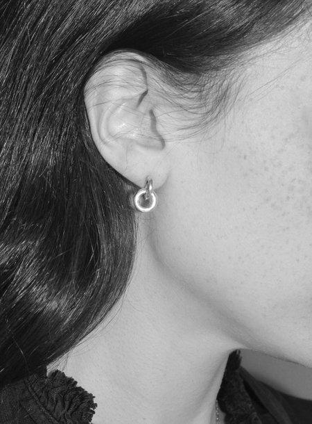 Nathalie Schreckenberg Sama Studs - sterling silver