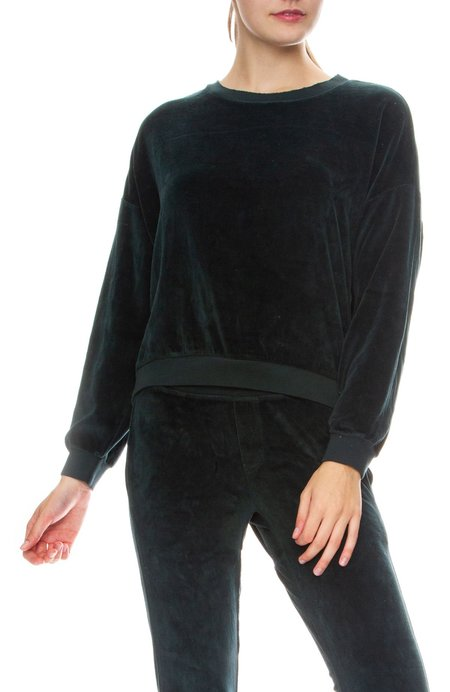 NSF Farah Velvet Sweatshirt