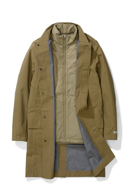 NORSE PROJECTS THOR GORE-TEX® jacket - SITKA GREEN