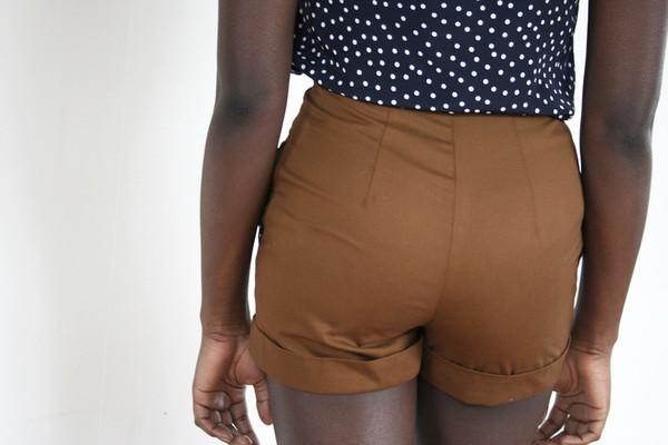 Betina Lou Millie Shorts
