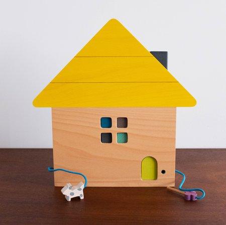 Kids Shop Merci Milo Tsumiki Building Block Set