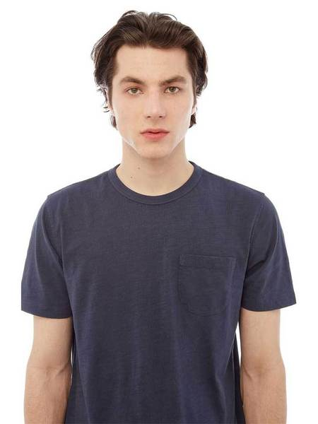 YMC Wild Ones T-Shirt - Navy