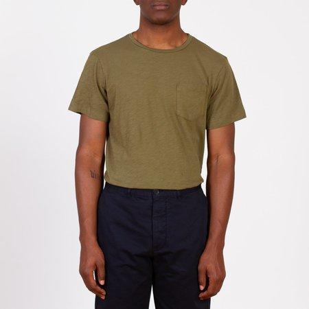 Unis Jake T-Shirt - Safari