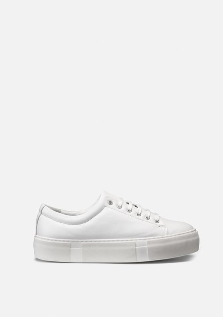 HOPE Sam Sneaker - WHITE