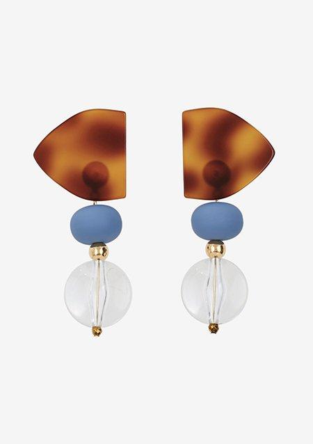 Bae Bae Summer Petal Earrings