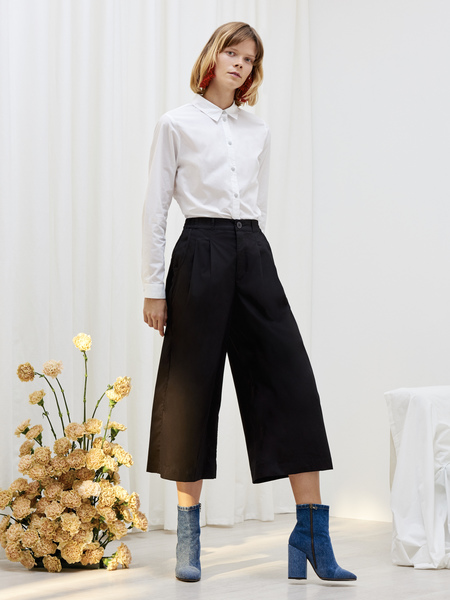Kowtow Casting Pant in Black