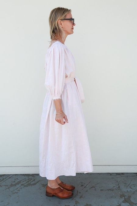 Merlette Ladakh Dress - Light Pink
