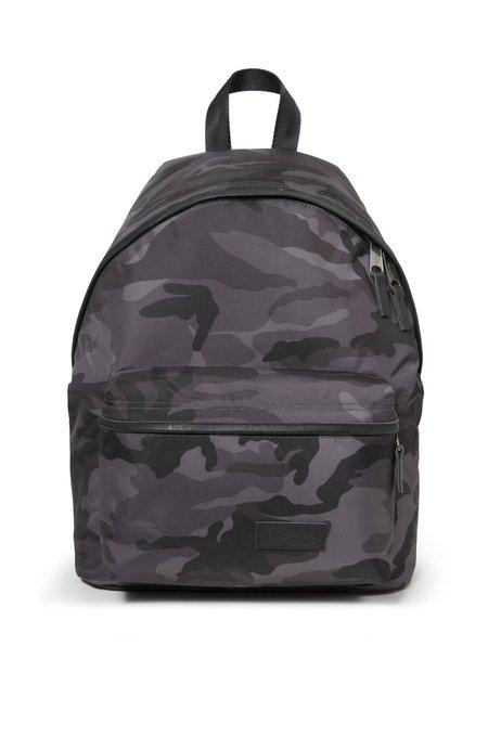 Eastpak Camo Padded Pak'r Brimblock Nylon Backpack - CONSTRUCTED CAMO