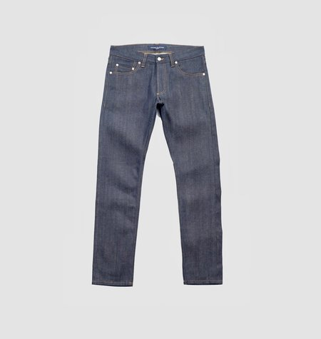 Natural Selection Narrow Leg Denim - 12OZ RAW