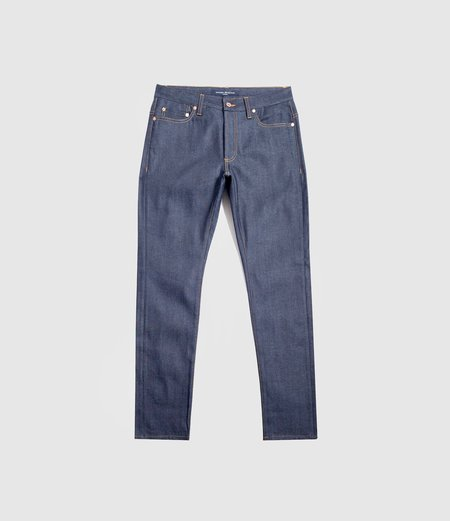 Natural Selection Taper Leg Denim - 12OZ Raw