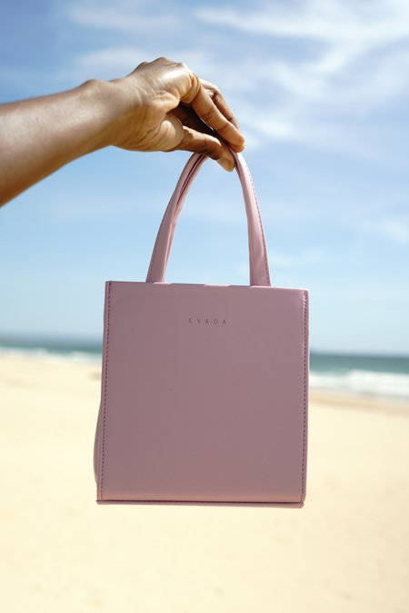 Evada Box Bag - Lilac
