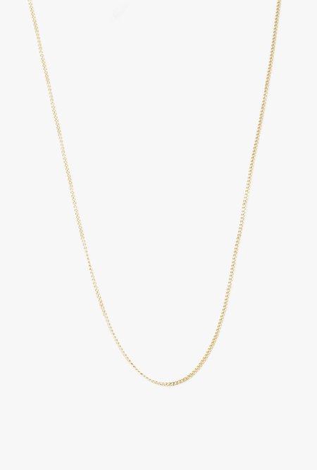 """Loren Stewart 18"""" Secret Layering Necklace - 14k Gold"""