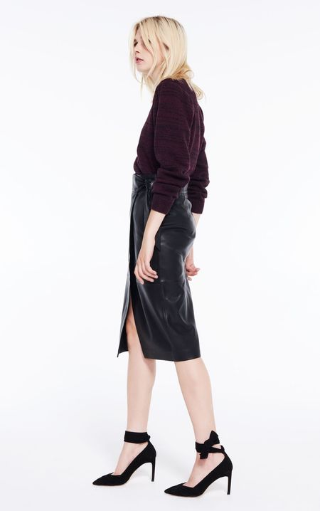 Ba&sh Magic Skirt - Black