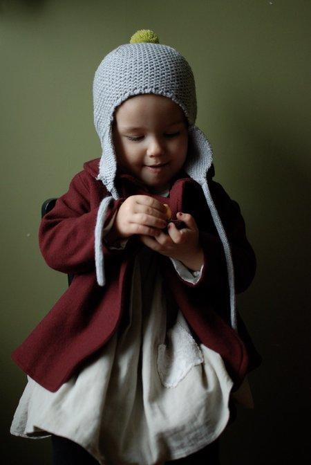 Kids Devon's Drawer Lewis Wool Jacket